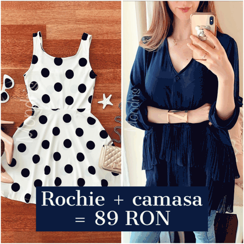 Best Offer! Rochie + camasa = 89 RON